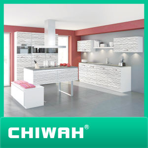 Zh Brand High Quality Acrylic MDF Kitchen Cabinet pictures & photos