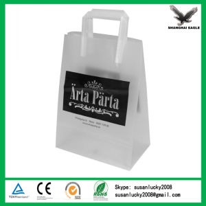 Promotional Logo Printed Plastic Packaging Bag Wholesale pictures & photos