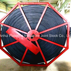Conveyor System/Rubber Conveyor Belt/Flame Resistant Rubber Conveyor Belt pictures & photos