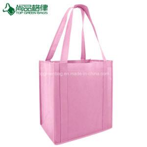 PP Nonwoven Fabric Shopper Carrier Promotional Bag (TP-SP034) pictures & photos