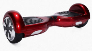 2016 Newest Cool Red Two Wheel Smart Self Balance Electric Scooter pictures & photos