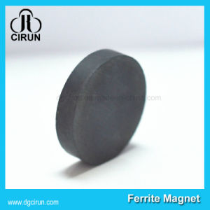 Y30 Disc Ceramic Ferrite Magnets pictures & photos