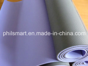 TPE /EVA /PVC/ NBR Deluxe Fitness High Density Gym Exercise Yoga Pilates Mat pictures & photos