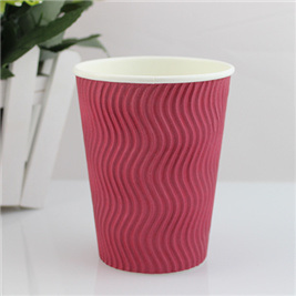 Ripple Wall Paper Cup, Coffee Paper Cup, Paper Coffee Cup pictures & photos