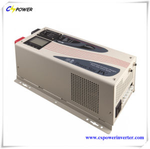 3000W Pure Sine Wave Inverter with AC Charger PV3000-12/24/48 pictures & photos