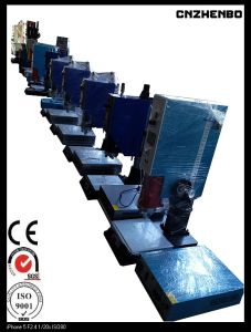 PVC Spot Ultrasonic Welding machine pictures & photos