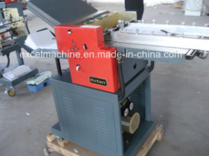 Suction Palisade Paper Folding Machine pictures & photos