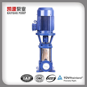 Gdl Vertical Multistage Long Distance Water Supply Pump pictures & photos