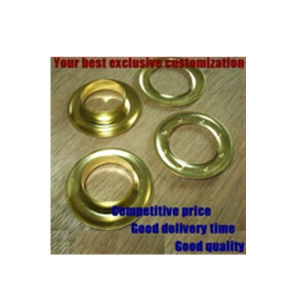 Custom Metal Stamping Eye Buckle pictures & photos