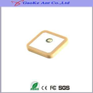 Free Samples! ! Small Size GPS Ceramic Patch Antenna Passive GPS Antennna pictures & photos