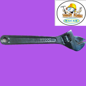 High Quality Adjustable Wrench & Spanner pictures & photos