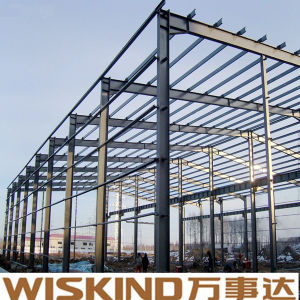 New Manufacture Directly Steel Frame/ Light Steel Structure for Warehouse pictures & photos
