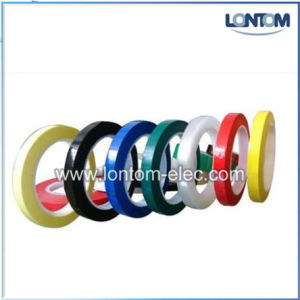 Pet High Temp Withstanding Insulation Anti-Flame Adhesive Mylar Tape for Transformer pictures & photos