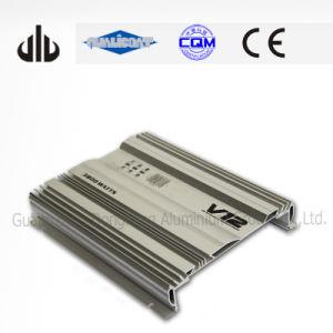 Aluminum Extrusion Precision Industrial Aluminum Profile