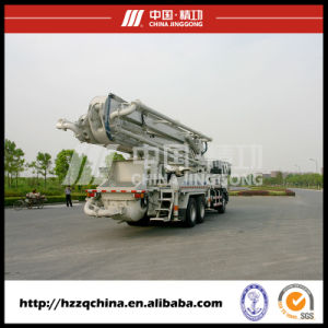 Truck Mounted Concrete Pump, Building Machinery Pump for Sale pictures & photos