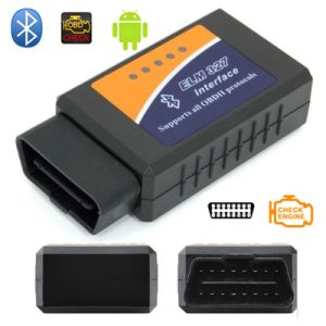 Elm 327 OBD2 Auto Scanner Code Reader Bluetooth Version V1.5