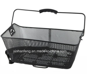 Hot Sale Steel Material Bicycle Bike Basket for Bike (HBK-104) pictures & photos