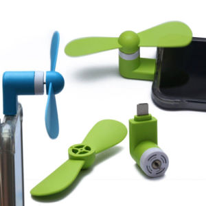 Portable Android Phone Super Mute USB Cooler Micro Mini Fan pictures & photos