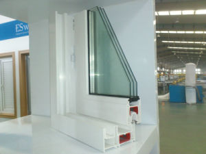 Conch 108 Sliding Window PVC/UPVC Profile pictures & photos