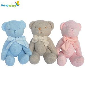 Chinese Wholesale Plush Stuffed Teddy Bear Joint Teady Bear Plush Toys pictures & photos