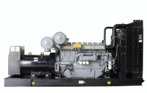 High Performance Diesel Generator with Perkins Engine, Ce, ISO, SGS pictures & photos