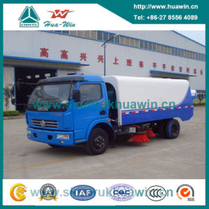 DFAC 120HP 5 Ton 4X2 Street Sweeper Truck pictures & photos