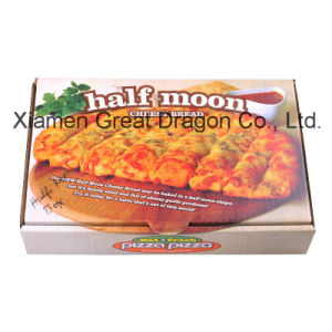 Locking Corners Pizza Box for Stability and Durability (PIZZ-0176) pictures & photos