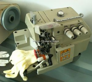 Overlock Sewing Machine for Work Glove pictures & photos