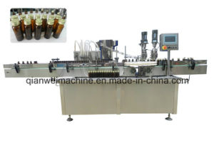 Oral Filling and Capping Machine pictures & photos