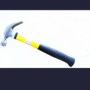 American-Style Claw Hammer with Plastic-Coating Handle pictures & photos