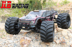 1: 10 Scale 4WD Brushless off-Road Truggy Splashwater-Protected Electric Car pictures & photos
