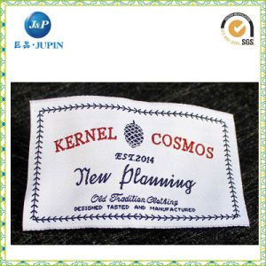 Customized Clothing Main/Size/Flag Woven Label (JP-CL068) | pictures & photos