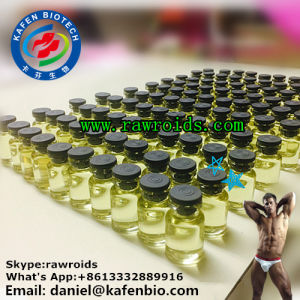 Gain Muscle Burning Fat Yellow Powder Tren a Trenbolone Acetate 10161-34-9 pictures & photos