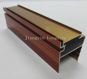 Chinese Aluminum Profiles for Decorations Like Door and Window pictures & photos