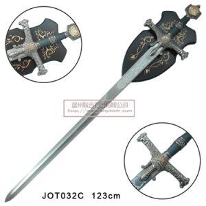 Solomon Swords with Plaque 123cm Jot032c pictures & photos