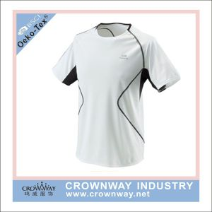 Men Sportswear Jersey T-Shirt with Logo Printing pictures & photos