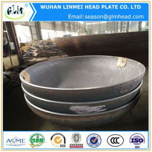 Carton Steel Dished Heads Diameter 1400mm pictures & photos