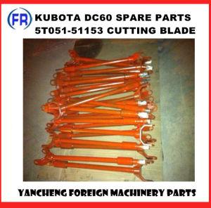 Kubota DC60 Cutting Blade pictures & photos