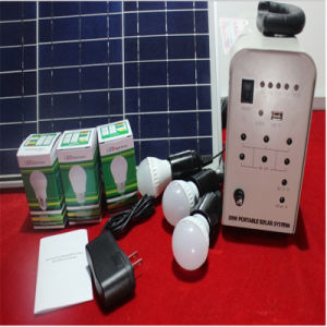 30W Powered System Solar Light for Home Lighting Use pictures & photos