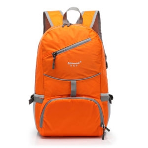 Outdoor Hiking Travel Sports Waterproof Bag Folding Backpack pictures & photos