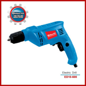 600W 10mm Electric Drill (ED10-600) pictures & photos