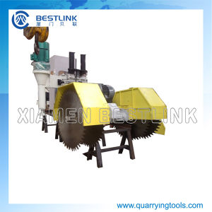 Quarry Stone Cutting Machine for Sandstone pictures & photos