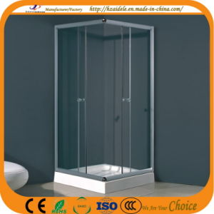 Squuare Tray Oval Simple Shower Cabins (ADL-8037) pictures & photos