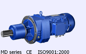 Gear Reduction/Geared with Motor