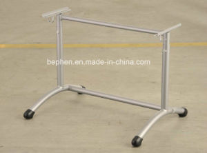 Office Table Leg Height Adjustable Powder Coating Table Leg 1502 pictures & photos