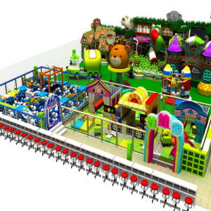 Shopping Center Promotional Children Indoor Playground pictures & photos