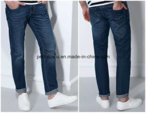 Wholesale Mens Clothes, Fashion Casual Mens Denim Trousers pictures & photos