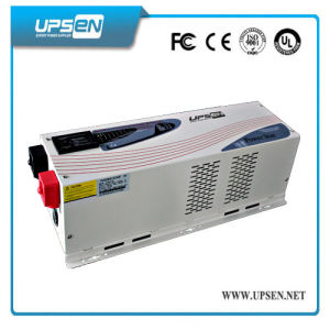 CPU Control Single Phase Solar Powe Inverter for Telecom pictures & photos