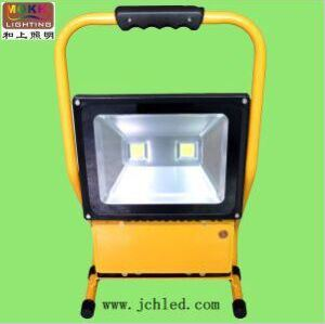 LED Work Light IP65 High Power 120W Outdoor Light Rechargeable LED Flood Light