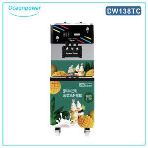 Soft Ice Cream Machine (Oceanpower DW138TC) pictures & photos